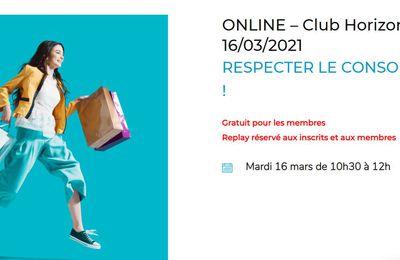 Adetem Club Horizon : Respecter le consommateur !