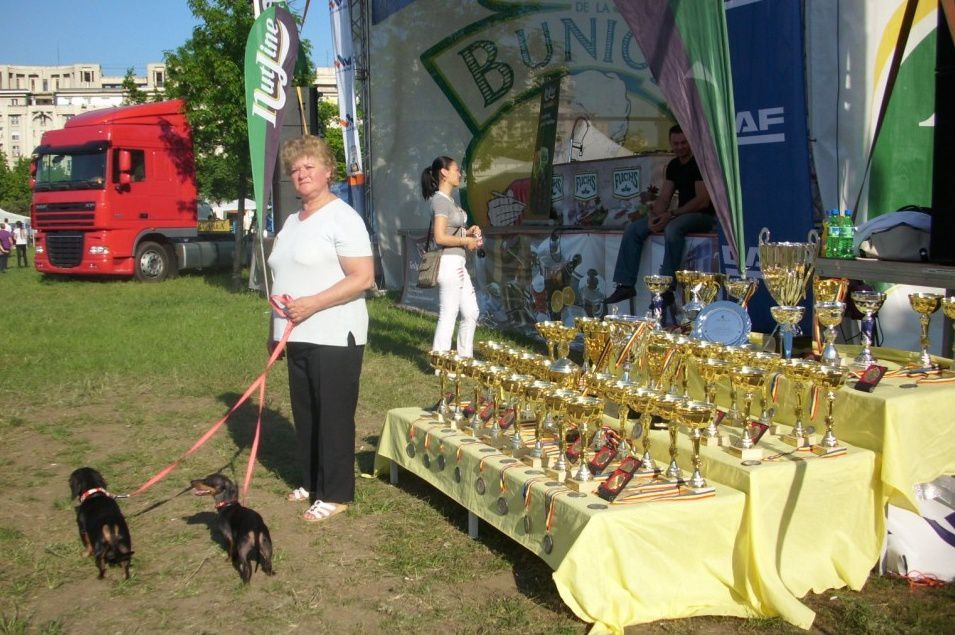 9 mai 2009, Campionatul International de Gatit in aer liber