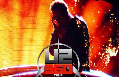 U2 -360°Tour -09/12/2010 -Brisbane  Australie - Suncorp Stadium #2
