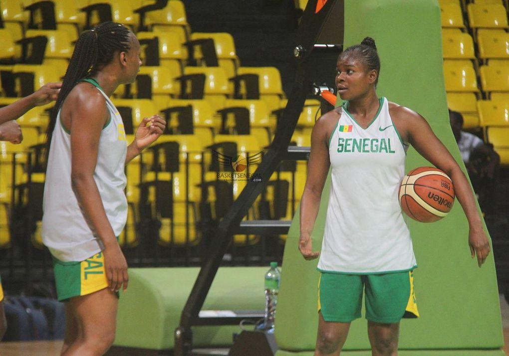Les Lionnes du Sénégal intensifient leur préparation en vue de l'AfroBasket féminin 2019