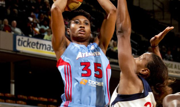 WNBA: Angel McCoughtry gâche la fête à Indiana Fever
