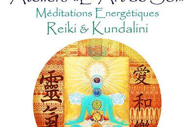 REIKI, Eveil de la Kundalini avec le Reiki.