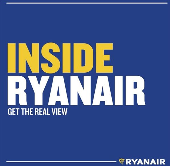 inside ryanair podcast aerobernie