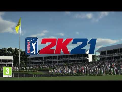 [ACTUALITE] PGA TOUR 2K21 - Annoncé! Plus de détails le 14 mai