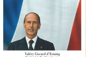VALERY GISCARD D'ESTAING (4/6 )