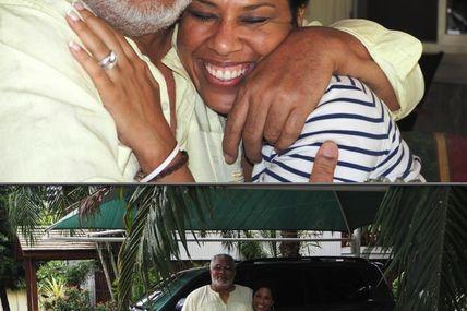Jerry Rawlings & Nathalie Yamb, ou le leader et la conseillère du Lider / Go & Gars du moment