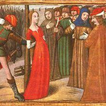 L'Histoire revisitée par Citons-precis.com : aujourd'hui le supplice de Jeanne d'Arc