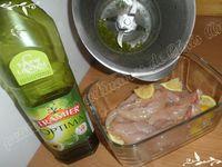 Aiguillettes de poulet marinées au citron et tomates à la provençale
