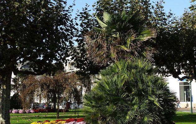 Place des poilus de France aux Sables d'Olonne
