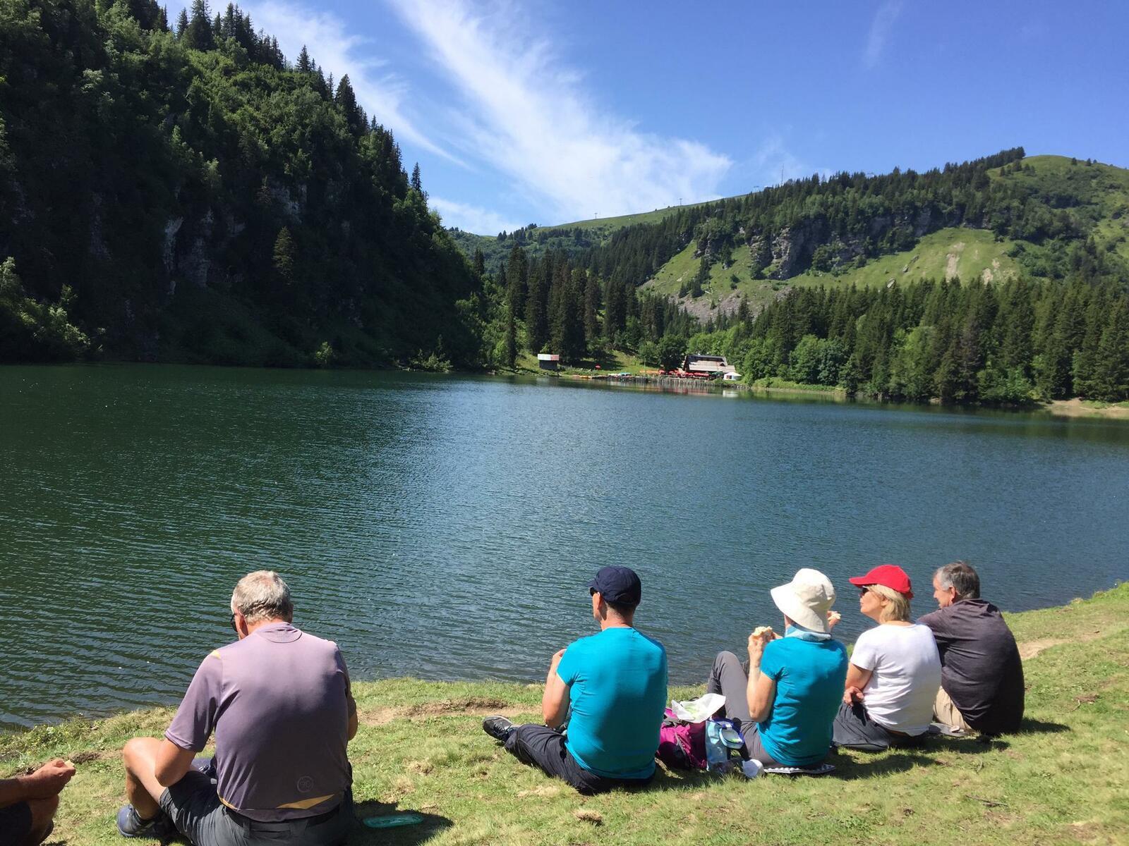 Mardi 10 Août : Col de la Croix Lac de Chavonne