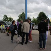 Soixante-sixième jour de grève pour le personnel soignant de Foucherans (39)