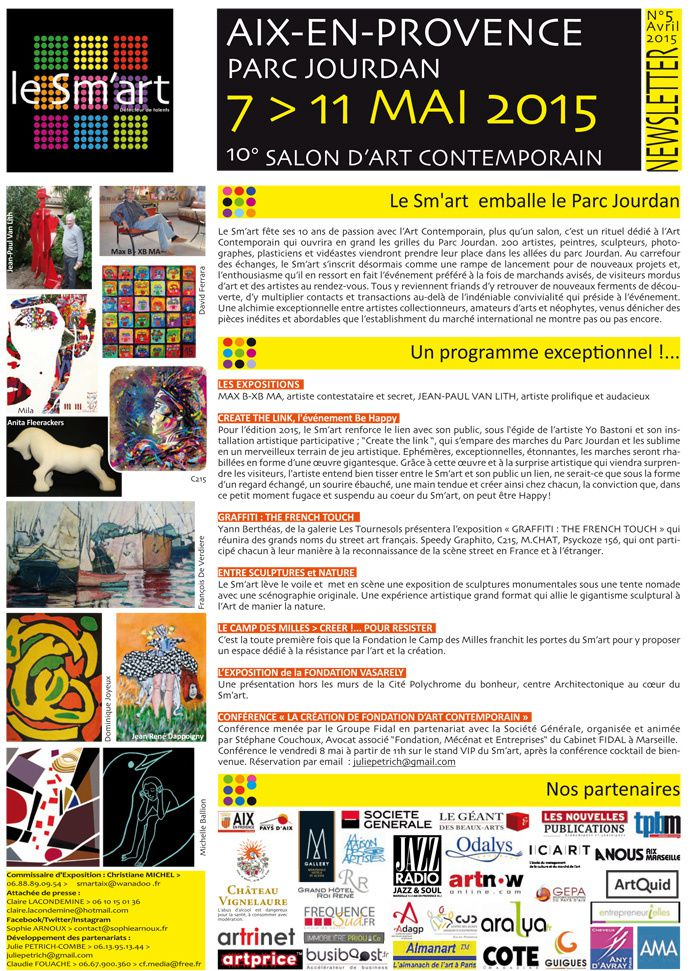 Grand salon d'Art contemporain