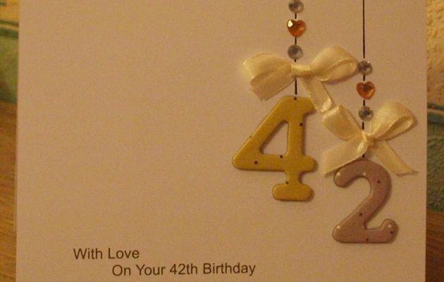 Happy Birthday ma MBF