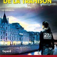 Le sang de la trahison - Hervé Jourdain