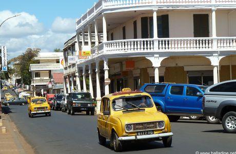 Madagascar, les 4L de Diego Suarez