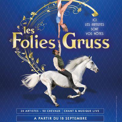 Les Folies Gruss, à Paris dès le 18 septembre 2021