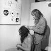 Nic + nic +nic oraz dialog z ryba III @ Zbigniew Warpechowski. 1974. Galeria Desa. Cracovie