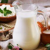 10 ingrédients pour remplacer le lait dans vos recettes - Cuisine AZ