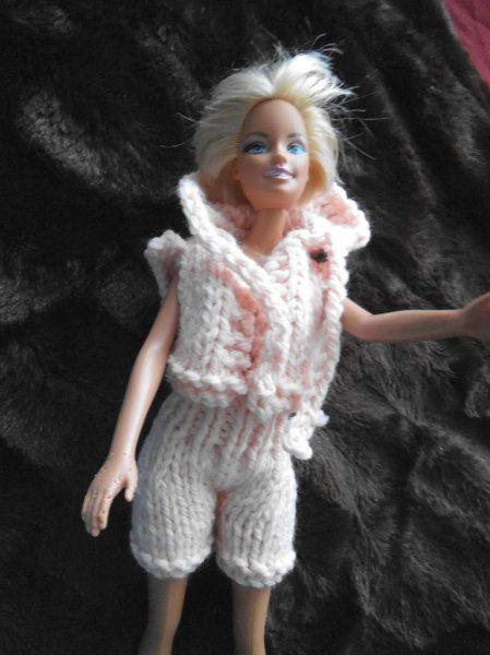 tuto gratuit barbie : tutos simples pour tricoteuses débutantes- suite