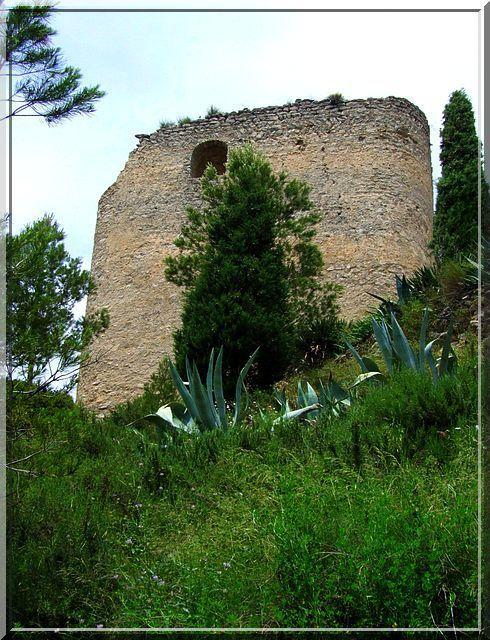 Diaporama château de Montbui