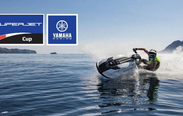 Lancement de la Yamaha Superjet Cup !