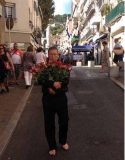 My Roses @ Henningsen Stein. 2014