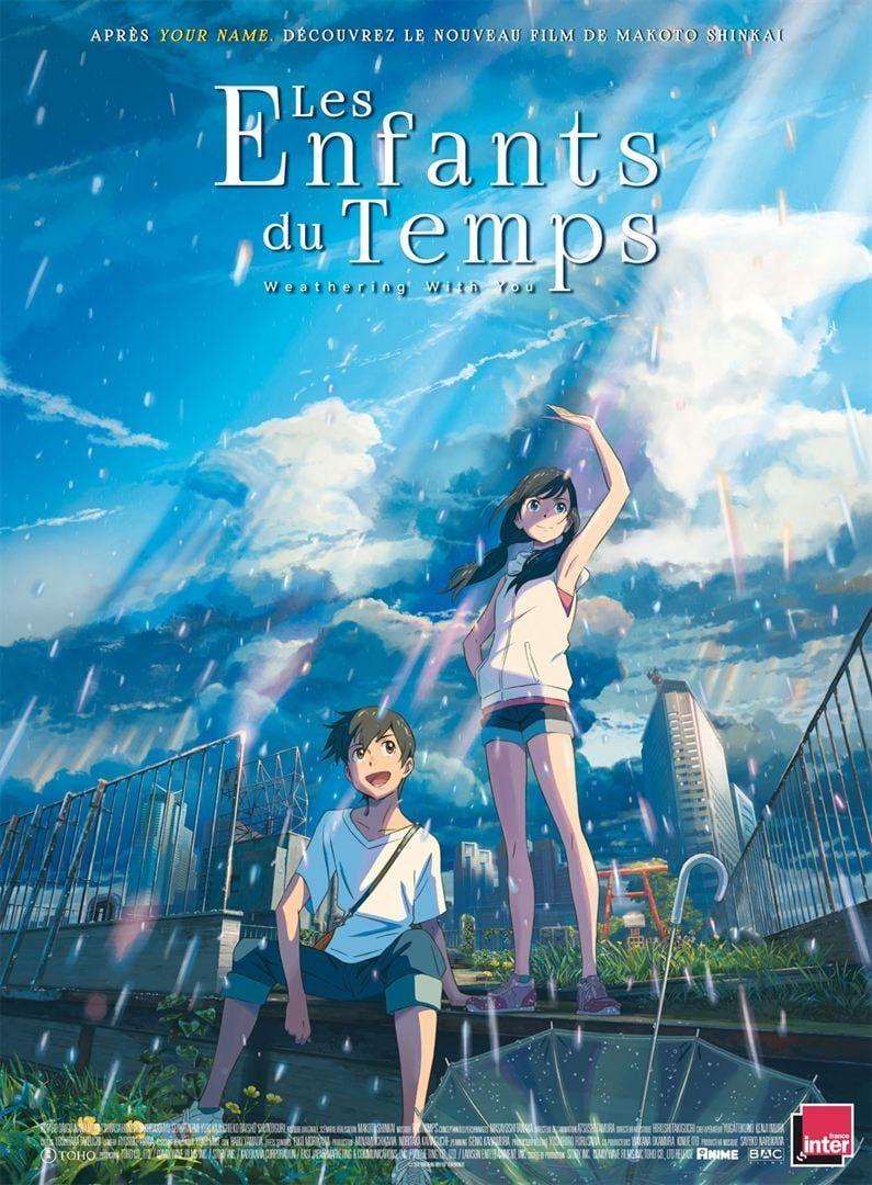 [film d'animation] Les enfants du temps, de Makoto Shinkai