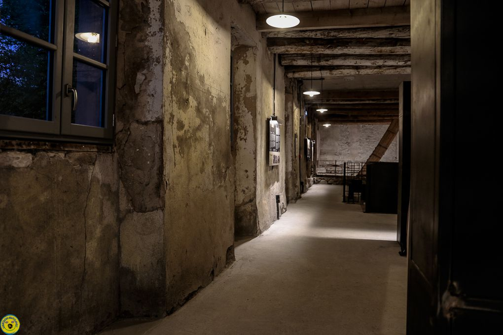 La nuit des musées à la minoterie de la Mure Argens