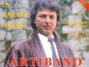 artibano Benedetto, un chanteur italo-belge, producteur, éditeur, homme d'affaires, créateur d'un label et d'un journal trimestriel