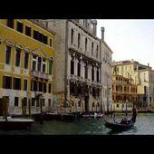 Goldwing Unserbande - descente du grand canal de Venise