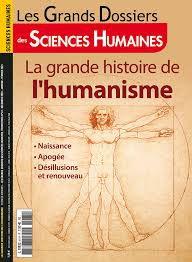 Première de couverture Sciences Humaines, La Grande Histoire de l'Humanisme