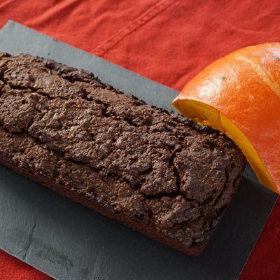 CAKE AU CHOCOLAT ET  POTIMARRON