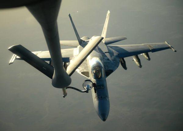 Les Etats-Unis assurent 90% des frappes aériennes contre l'Etat Islamique