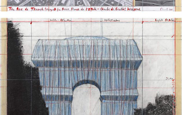 35 ans plus tard, Christo remet ça à Paris
