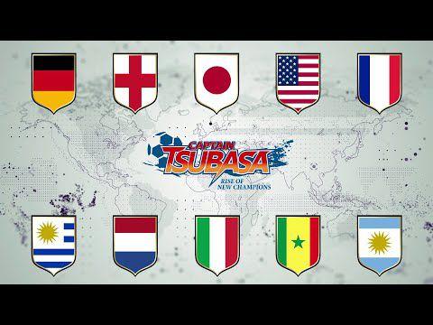 [ACTUALITE] CAPTAIN TSUBASA : RISE OF NEW CHAMPIONS - Son mode en ligne en vidéo