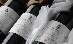 Le vignoble de Napa vallée