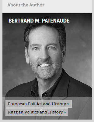Bertrand Patenaude : The Big Show in Bololand.