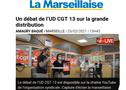 Un débat de la CGT  des bouches du Rhône sur la grande distribution !