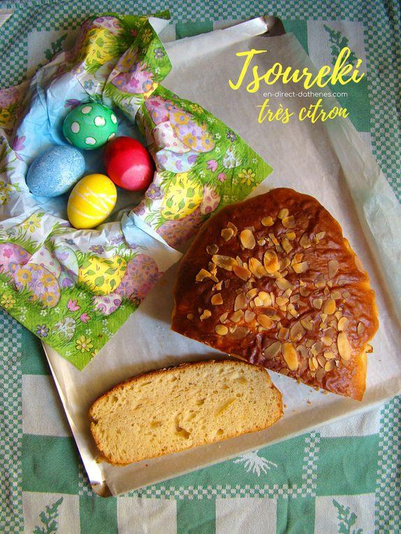 Les Pâques grecques authentiques, côté cuisine : que prépare-t-on ?