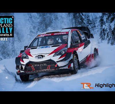 Arctic Lapland Rally 2021