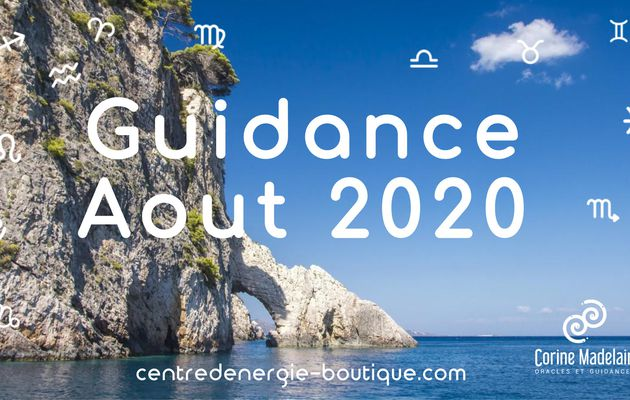 Guidances Aout 2020
