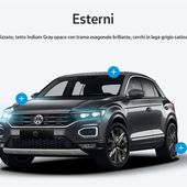 Volkswagen T-Roc Cyber, disponibile solo su Amazon.it