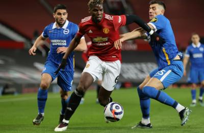 Premier League: retrouve un résumé de la victoire de Man Utd