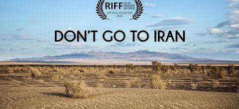 N'allez pas en Iran !