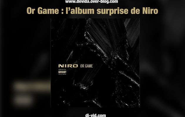 Or Game : l'album surprise de Niro