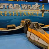 NYCC 2018: Photos From Lucasfilm Star Wars Resistance Booth - Jedi News - Broadcasting Star Wars News Across The Galaxy!