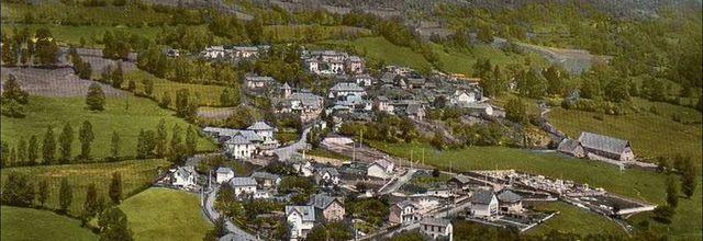 Les villages du Cantal :Yolet
