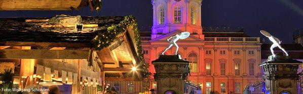 Berlin at Christmas time