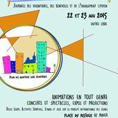 Quartiers Libres - Le blog de rives-et-cultures