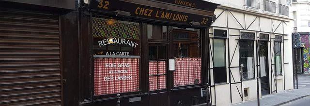 L'Ami Louis (Paris 3) : Complètement indécent